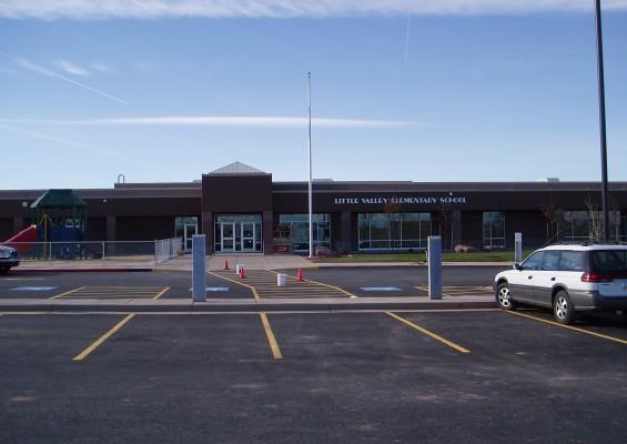 WCSD Little Valley Elementary School