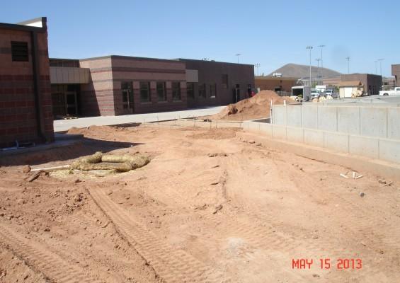 WCSD Hurricane High School Remodel