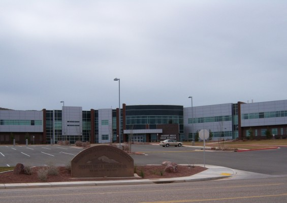 WCSD Desert Hills High School