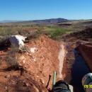 WCWCD Gunlock to Ivins Reservoir Pipeline