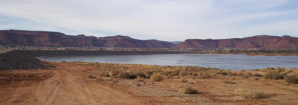KCWCD Jackson Flat Reservoir